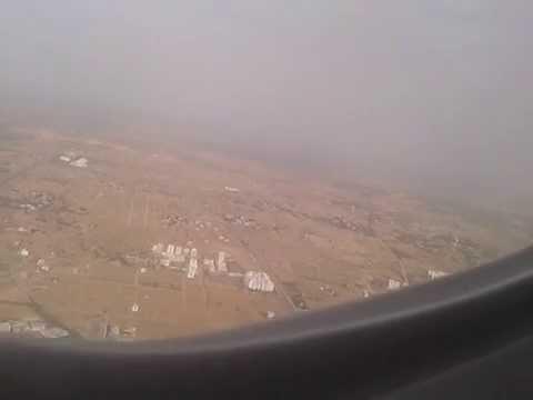 Air Costa Flight Take Off from Jaipur International Airport