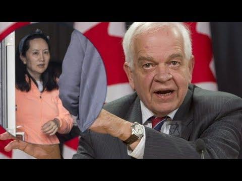 现任加拿大驻华大使回国述职谈孟晚舟的三个结局
