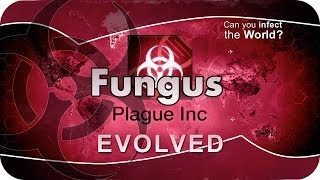 Plague Inc Evolved #003 - Fungus / Pilz [Brutal] [german] Lets Play / Guide / Strategy