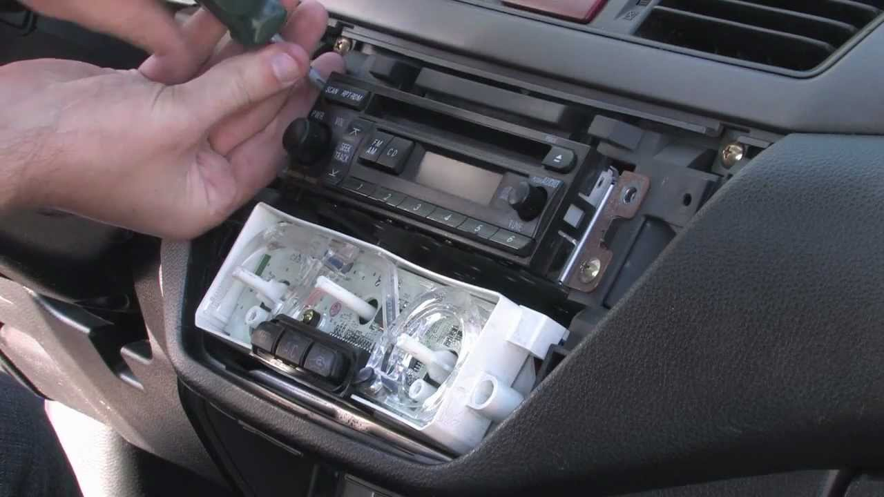 how to fix a stuck heater control knob      evo     lancer