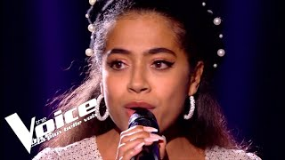 Whitney Houston I will always love you | Whitney | The Voice 2019 | KO Audition