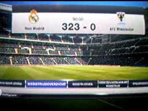 Highest FIFA12 score EVER! (WORLD RECORD) - YouTube