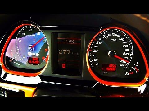 Audi RS6 Avant V10 750hp Acceleration 0-100 0-200 SOUND