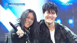 [ENG SUB] Produce 101 Season 2 Ep. 3 | EXO - Call Me Baby | Group Battle 1