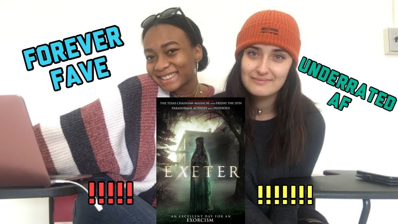 Download EXETER (2015)REVIEW *SPOILER FREE!!!!!*|| UNDERRATED HORROR GEM