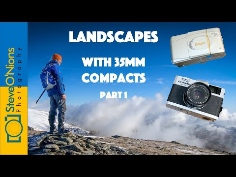 Landscape Photography With Compact Film Cameras