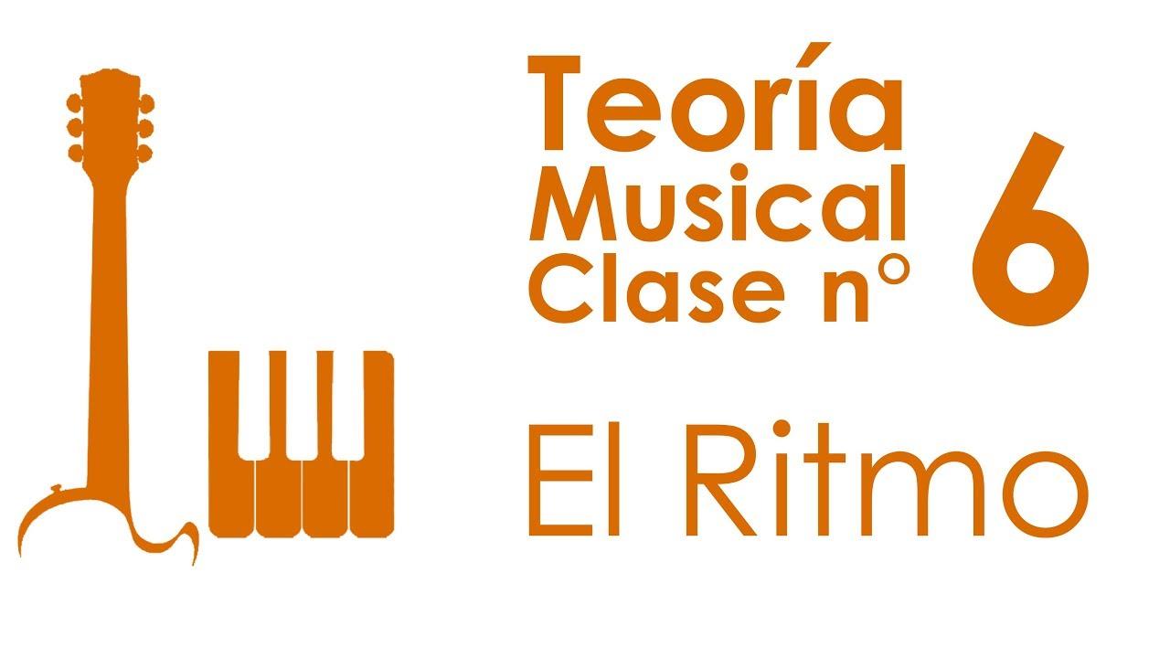 El Ritmo | Teoría Musical, Clase 6