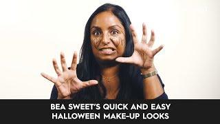 2 Easy Last Minute Halloween Makeup Looks