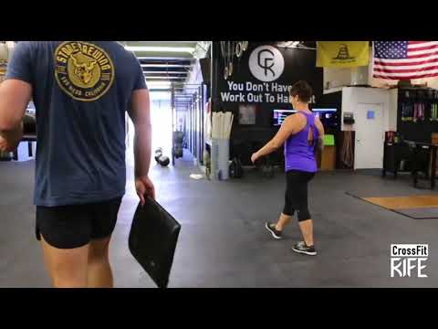 CrossFit Rife | CrossFit Coaches