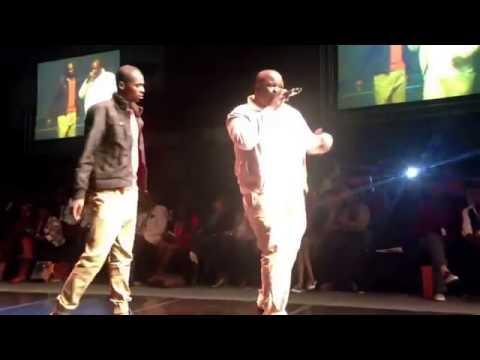 Durban Fashion Fair 2013  Thursday wrap performance