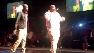 Durban Fashion Fair 2013  Thursday wrap performance Thumbnail