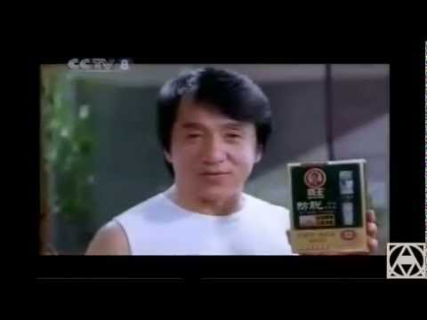 Jacky Chen's RAP_成龙RAP__music from NES game-yie ar kung~fu