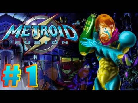 Metroid Fusion #1 | Quién es ese...? #OperationSamusReturns