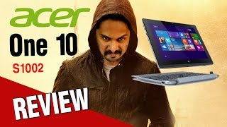 Acer One 10 Review S1002 - Latest Version