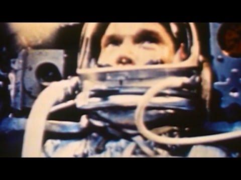 John Glenn's historic space flight (1962)