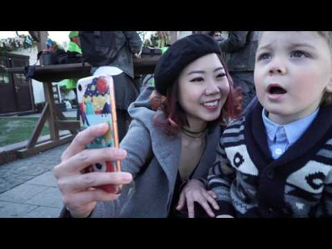 Tay Kexin in Moscow with MICappella!