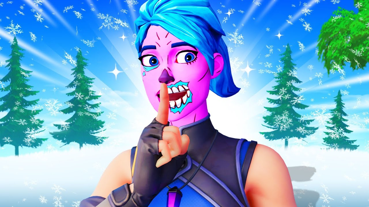 I Pretended To Be My Girlfriend In Fortnite... (Part 3)