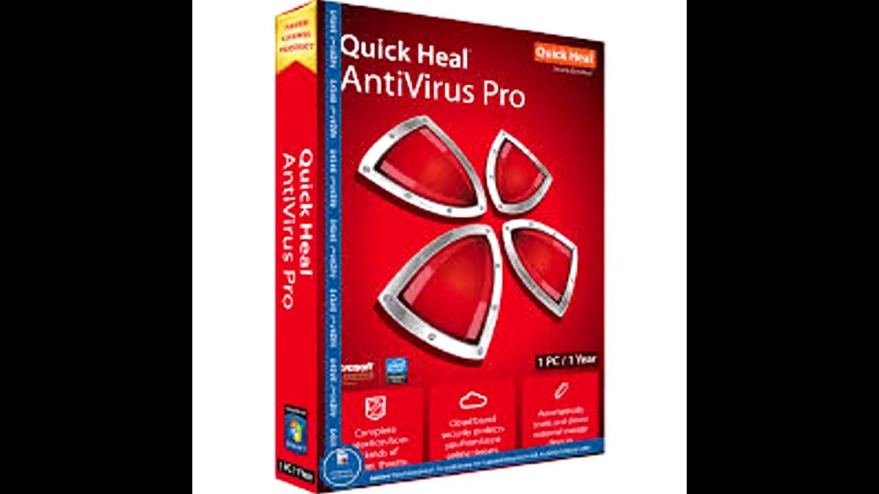quick heal antivirus pro 2018 product key free download