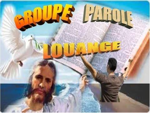 Louange à Bois d'Olives avec Parole et Louange jeudi 22 décembre 2016 (enrg en live)
