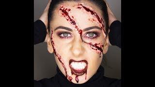 ¿Como maquillar heridas para halloween? - Tere Metta