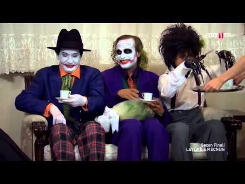 Leyla ile Mecnun Fan - Joker Erdal Bakkaldan Kız İsterse