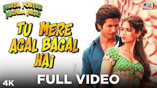 Tu Mere Agal Bagal Hai - Phata Poster Nikhla Hero | Shahid Kapoor, Ileana |Mika Singh | Pritam