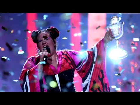 Israeli singer Netta Barzilai wins Eurovision Song Contest