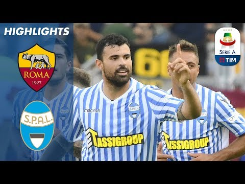 Roma 0-2 SPAL | Wasteful Roma Fall At Home to SPAL | Serie A