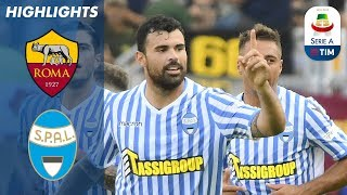 Roma 0-2 SPAL | Wasteful Roma Fall At Home to SPAL
