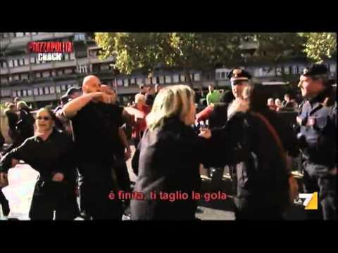 Immigrati, la rabbia di Tor Sapienza