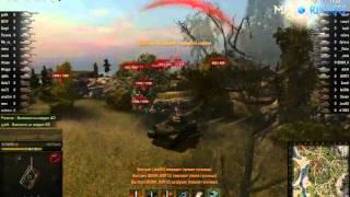 Руководства по World of Tanks - M46 Patton (М46 Паттон). via MMORPG.su