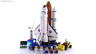 LEGO City Spaceport review! set 60080 🚀