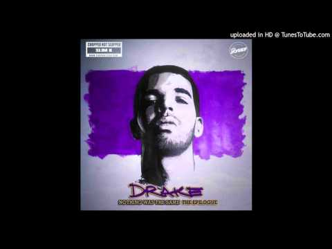 Drake -  Trophies (Chopped Not Slopped by Slim K)