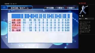 フレイヤ杯(サクサクセス観戦試合)本選トーナメント準決勝 14day リングスロパチステーションVS桜坂ラインバックス