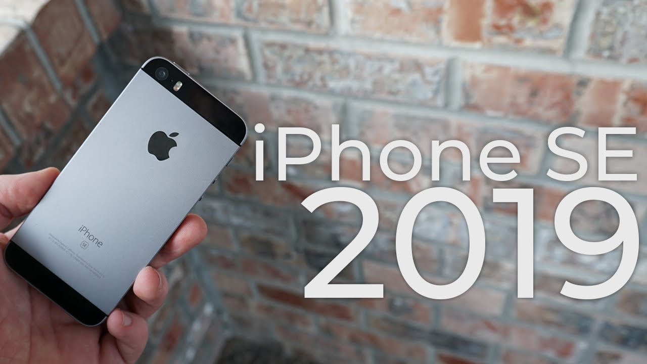 iPhone SE in 2019 - worth buying? (Review)