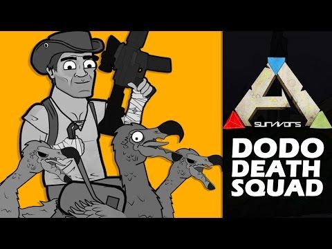 Ark Survival Evolved Cartoon - Episode 1: Dodo Death Squad