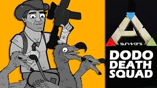 Ark Survival Evolved Cartoon - Episode 1: Dodo Death Squad