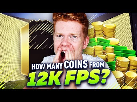 3 X INFORMS + WALKOUTS! HOW MANY COINS DO YOU GET FROM 12,000 FIFA POINTS!?! FIFA 18