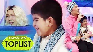 10 cute and bibo moments of Yorme that charmed madlang people in Mini Ms U  | Kapamilya Toplist