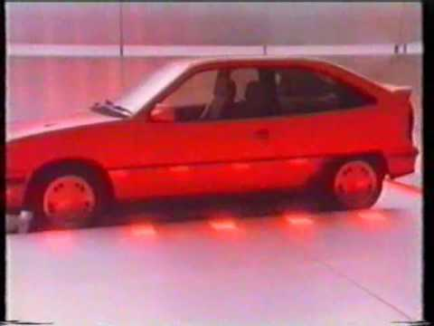 MK2 Astra Launch Promotional Advert