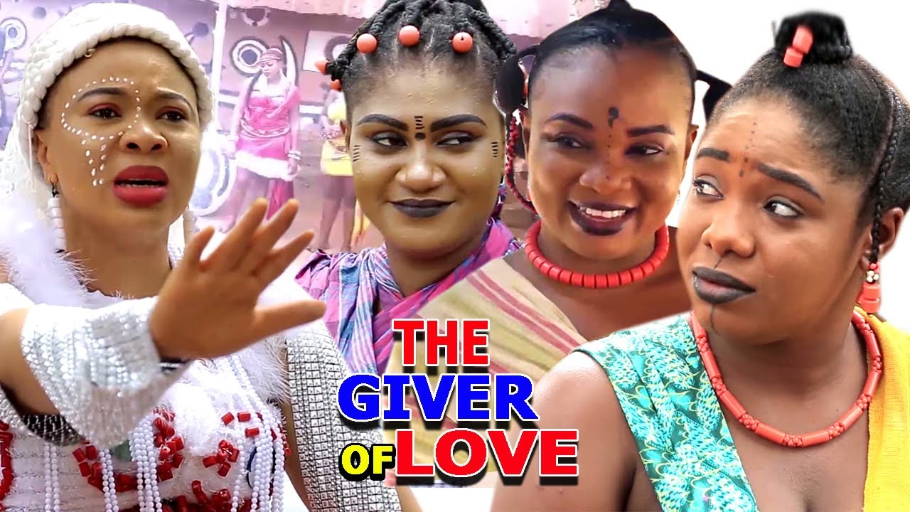 """Download THE GIVER OF LOVE SEASON 1&2 """"NEW MOVIE"""" - (Yul Edochie) 2020 Latest Nigerian Nollywood Movie"""