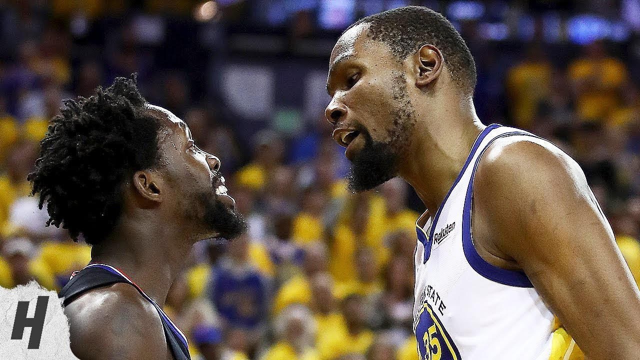 NBA playoffs: Kevin Durant, Patrick Beverley ejected in Warriors-Clippers game