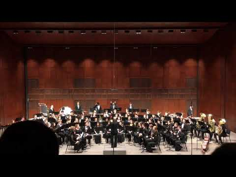 Cincinnati Youth Wind Ensemble 12-4-17