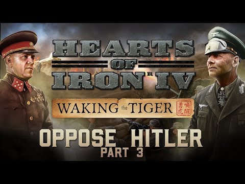 HOI4: Waking the Tiger - New Germany Focus Tree - Part 3