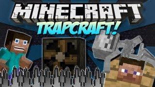 Minecraft | TRAPCRAFT! (Troll your friends!) | Mod Showcase [1.4.7].