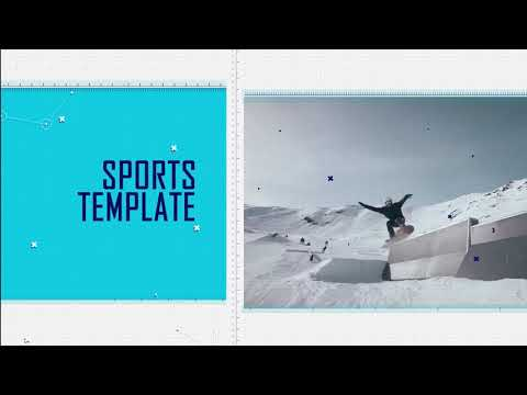 Winter / Summer Extreme Sport Promo (ver.1.1)  - After Effects template from Videohive