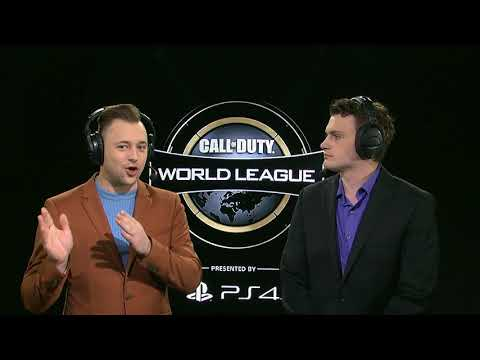 Ghost Gaming vs Complexity | CWL Atlanta Open 2018 | Bravo Stream | Day 2