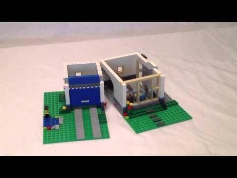 "LEGO 31012 ""Family House"" Advanced Build"