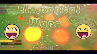 Throwback!!! | Roblox Elemental Wars