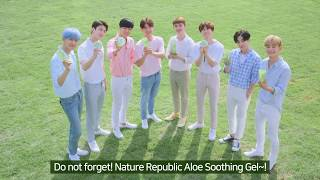 "Download Video [NATURE REPUBLIC X EXO] ""EXO is here for A/S!"" MP3 3GP MP4"